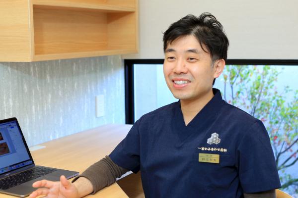 歯科医_野田和秀先生